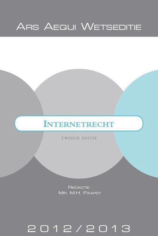 Internetrecht  / 2012/2013
