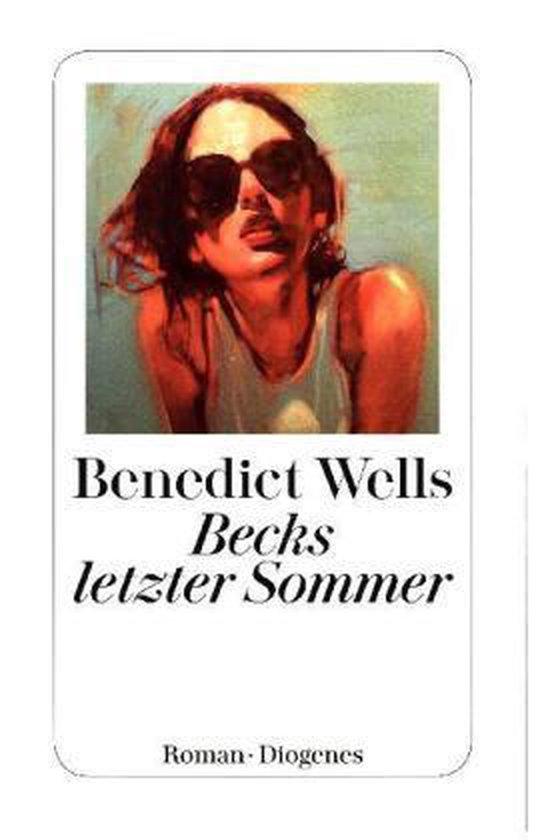 Boek cover Becks Letzter Sommer van Benedict Wells (Paperback)