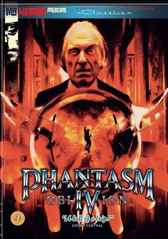 Cover van de film 'Phantasm 4: Oblivion'