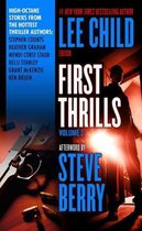 Omslag First Thrills: Volume 2