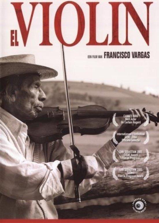 Cover van de film 'El Violin'