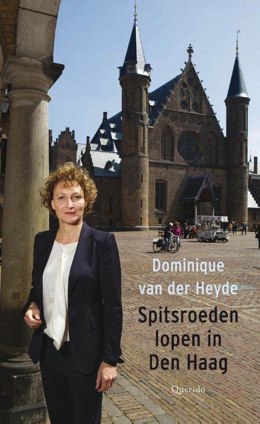 Spitsroeden lopen in Den Haag - Dominique van der Heyde  