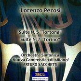 Perosi: Suite N. 5 Tortona', Per Orchestra