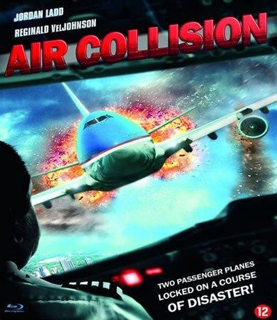 Cover van de film 'Air Collision'