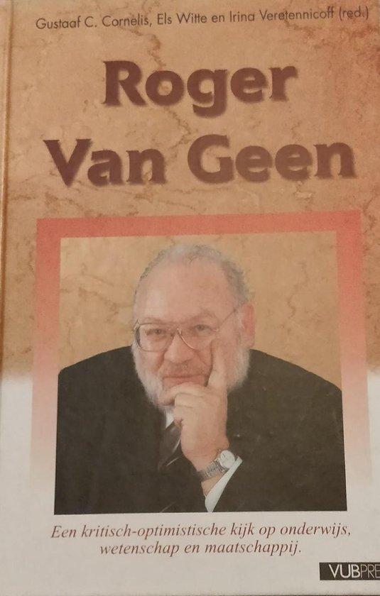 Roger van geen - Cornelis |