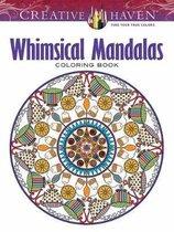Creative Haven Whimsical Mandalas