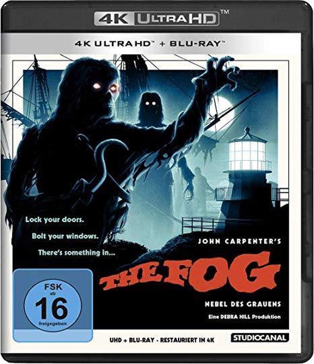 The Fog (1979) (Ultra HD Blu-ray & Blu-ray)-