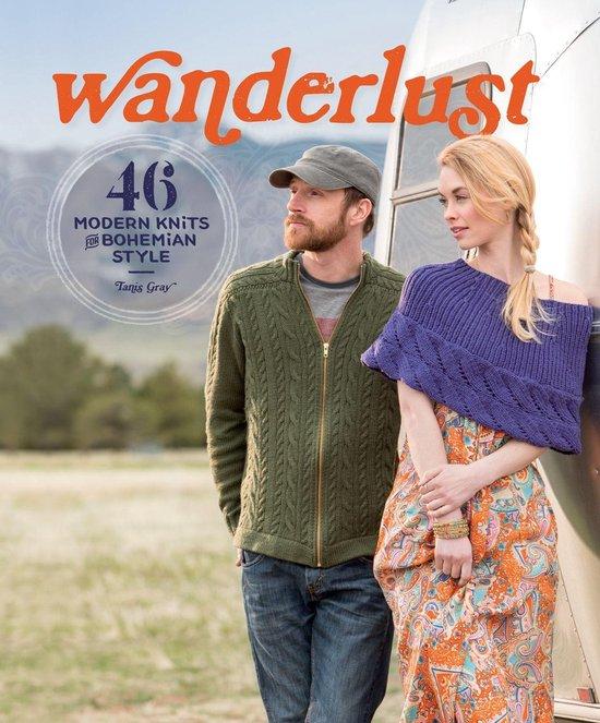 Boek cover Wanderlust van Tanis Gray (Onbekend)