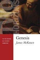 Boek cover Genesis van James Mckeown