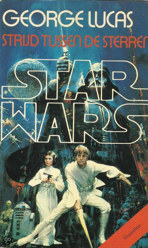 Stryd tussen de sterren - George Lucas  