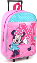 Disney Minnie Mouse Live in Style Reiskoffer - 15,2 l - Roze