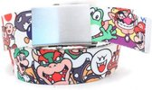 Nintendo - Various Characters Web Belt