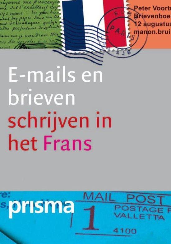 E-Mails En Brieven Schrijven In Het Frans - Corriejanne Timmers |