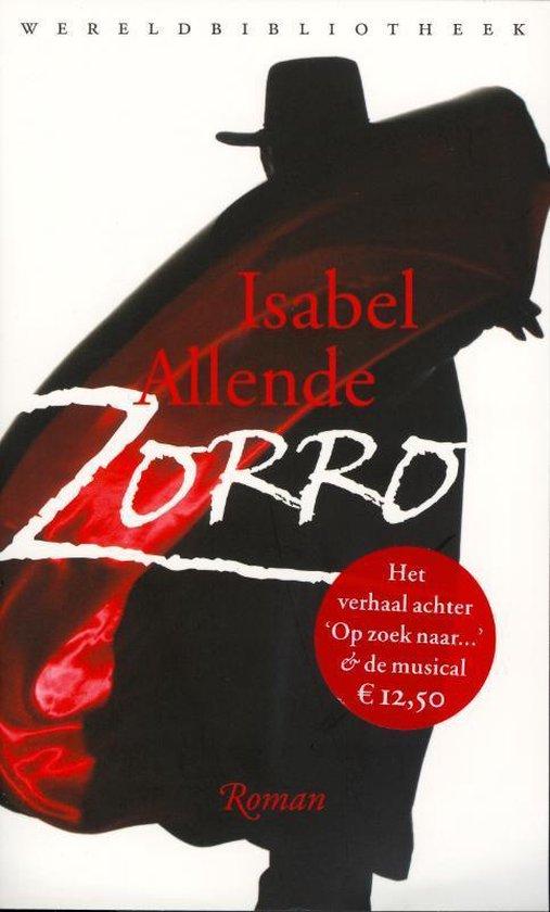 Zorro - Isabel Allende |
