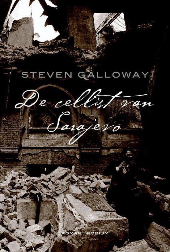 De Cellist Van Sarajevo - S. Galloway   Fthsonline.com