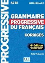 Boek cover Grammaire progressive du francais - Nouvelle edition van Isabelle Chollet
