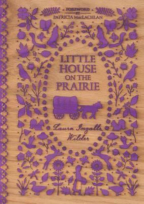 Boek cover LITTLE HOUSE ON THE PRAIRIE van Laura Ingalls Wilder (Hardcover)