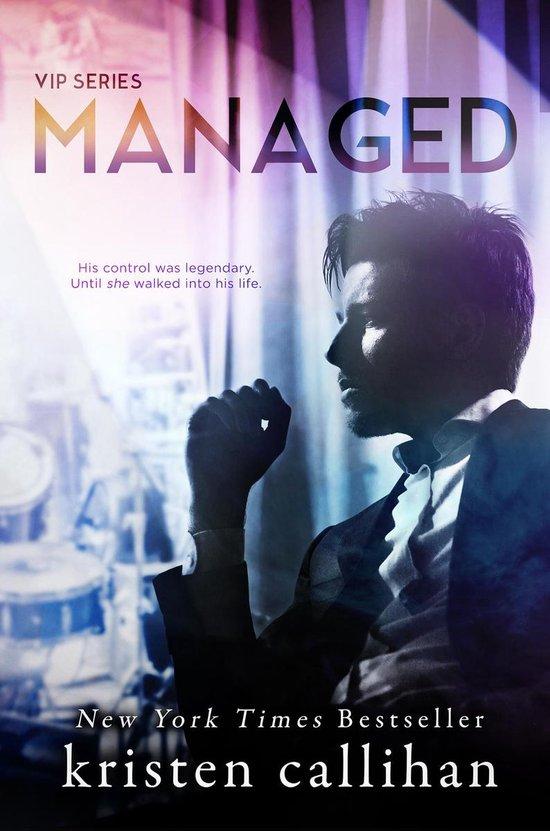 Boek cover Managed van Kristen Callihan (Onbekend)