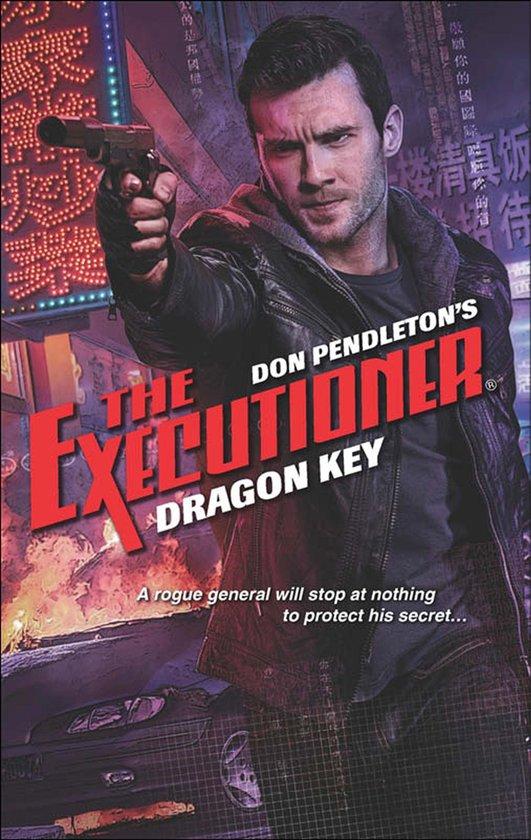 Omslag van Dragon Key