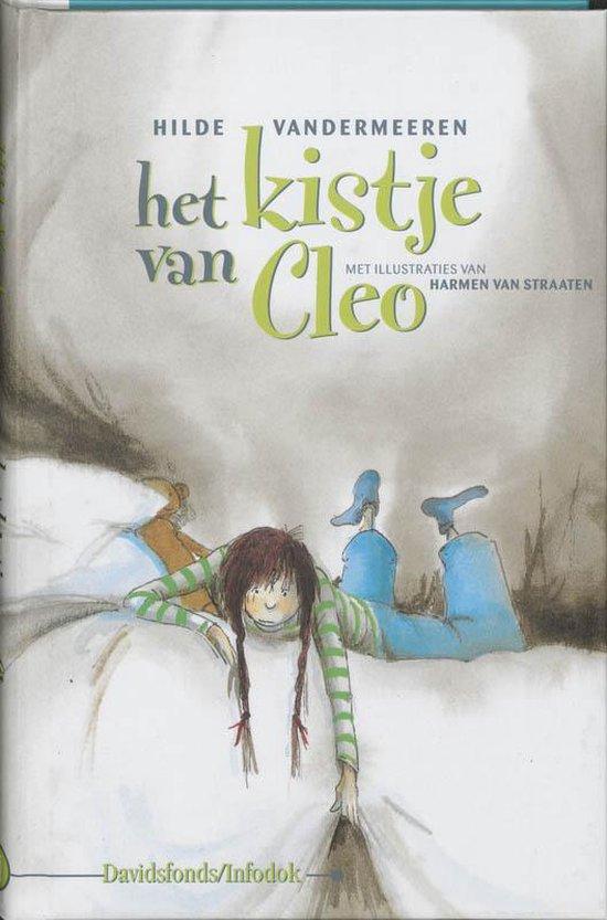 Boek cover Het Kistje Van Cleo van Hilde Vandermeeren (Hardcover)