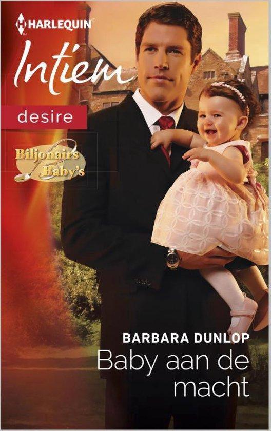 Baby aan de macht - Barbara Dunlop  