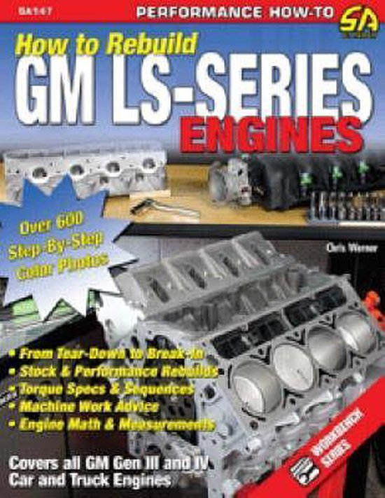 How to Re-build GM LS-Series Engines