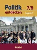 Politik entdecken 7./8. Schuljahr. Schülerbuch. Realschule Niedersachsen