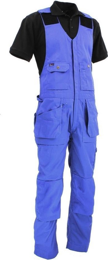 Bodybroeken KREB Workwear® MARK Bodybroek KobaltblauwNL:60 BE:54