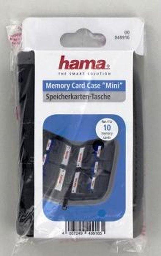 Hama Multi Card Case Mini - Geschikt voor geheugenkaarten