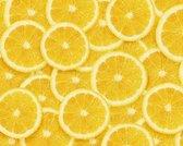 Vinyl Placemat | Sinaasappels | 4 stuks