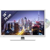 Lenco DVL-2862 - Televisie Full HD LED met DVB - 28 inch - Wit