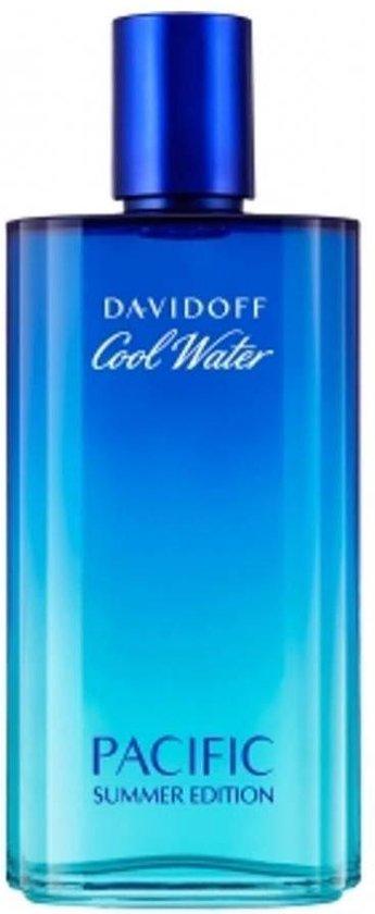 Davidoff Cool Water Pacific Summer Edition 125ml Mannen - Davidoff