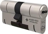 M&C anti kerntrek SKG*** 32/32 veiligheids cilinder met PKVW erkenning en PR08 beschermd profiel