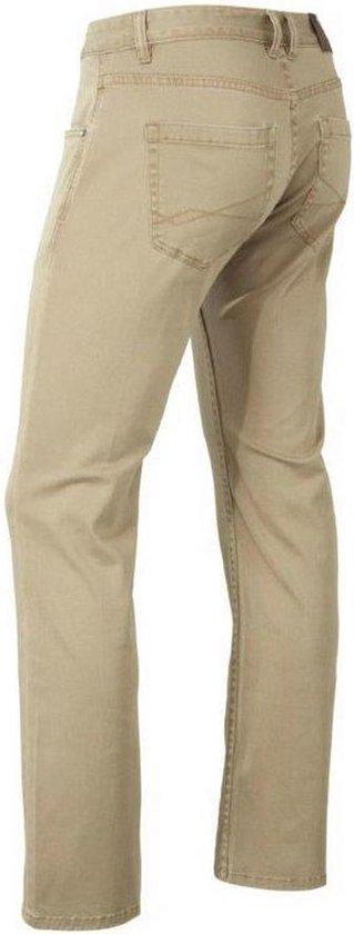 Brams Paris - Heren Jeans Stretch Lengte 36 Hugo Sand