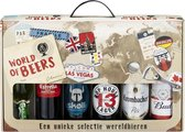 World Of Beer Bierpakket - 6 stuks