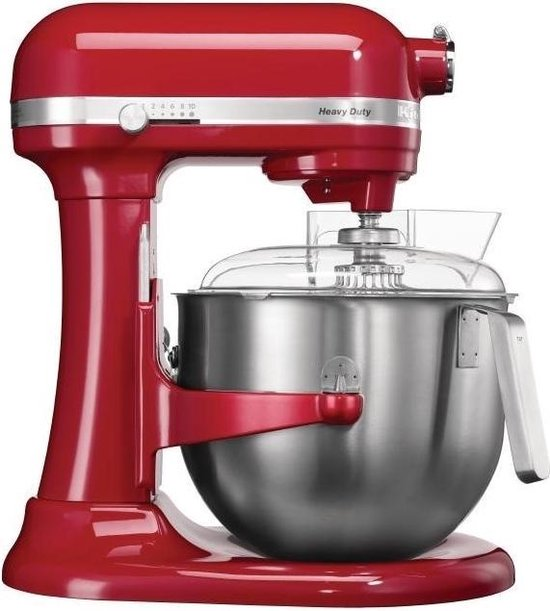 KitchenAid Professional Keukenmachine - Rood