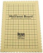 BeadSmith Macrame Board (Mini) 19 x 26,5 cm