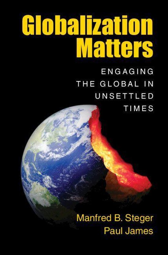 Boek cover Globalization Matters van Manfred B. Steger (Onbekend)