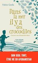 Dans la mer, il y a des crocodiles