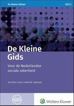 Omslag De Kleine Gids voor de Nederlandse sociale zekerheid 2021.2