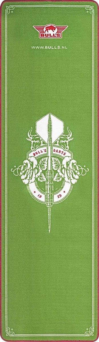 Bull's Carpet Mat Green 241x67 cm
