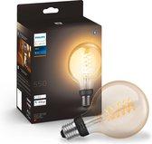 Philips Hue Filament Lichtbron E27 Globe - White -