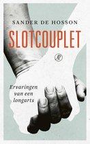 Boek cover Slotcouplet van Sander de Hosson