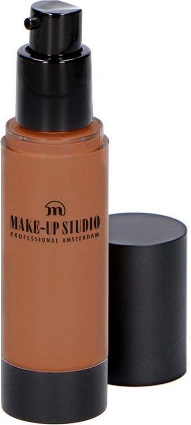 Make-up Studio Fluid Make-up No Transfer Olive Brown