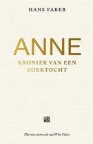 Boek cover Anne van Hans Faber (Paperback)