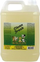 Waggly Clean Fresh 5 ltr