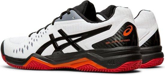bol.com | Asics Gel-Challenger 12 tennisschoenen heren wit/zwart