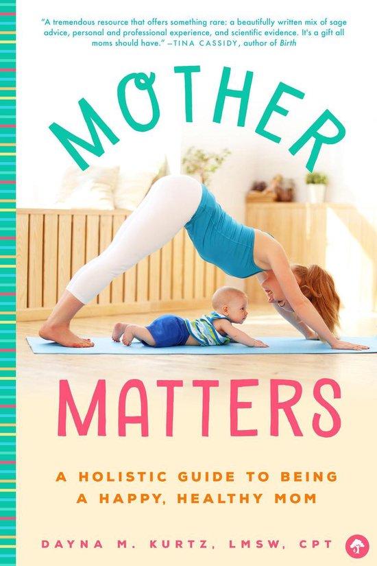 Omslag van Mother Matters