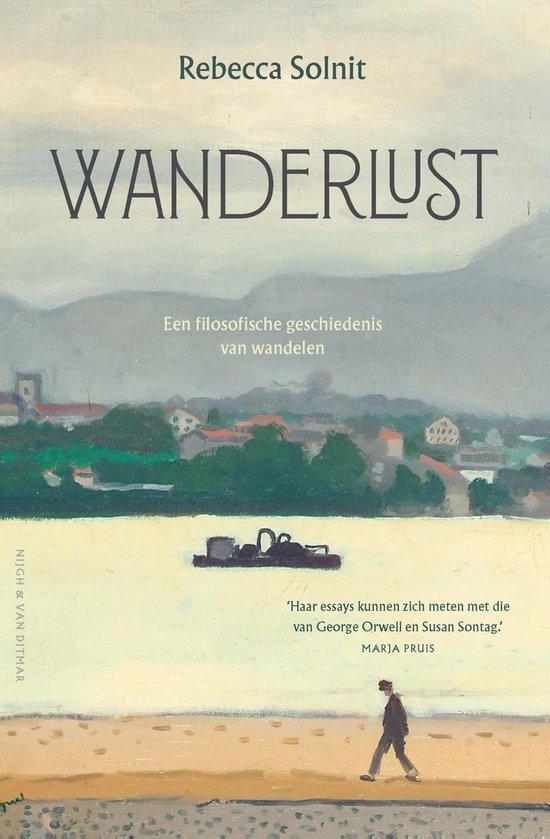 Wanderlust - Rebecca Solnit |