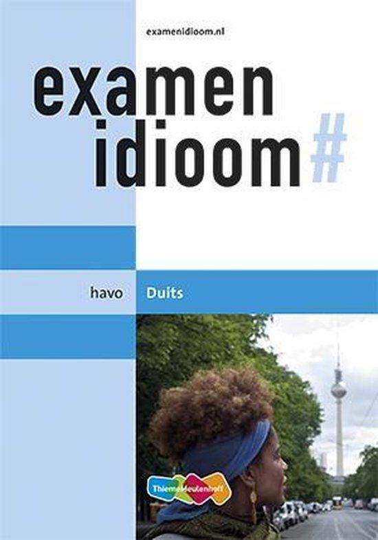 Examenidioom Duits havo 3e editie - Christina Divendal | Readingchampions.org.uk